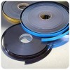 Rolls of Bisbell Magnetic Tapes