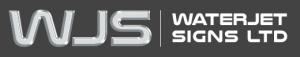 Waterjet-Signs