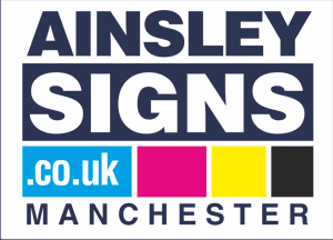 Ainsley Signs Logo