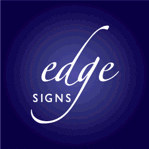 Edge Signs Logo