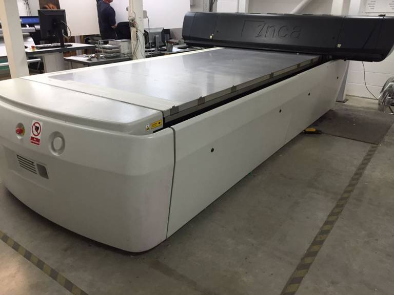 Inca Spyder 320 Flatbed Printer