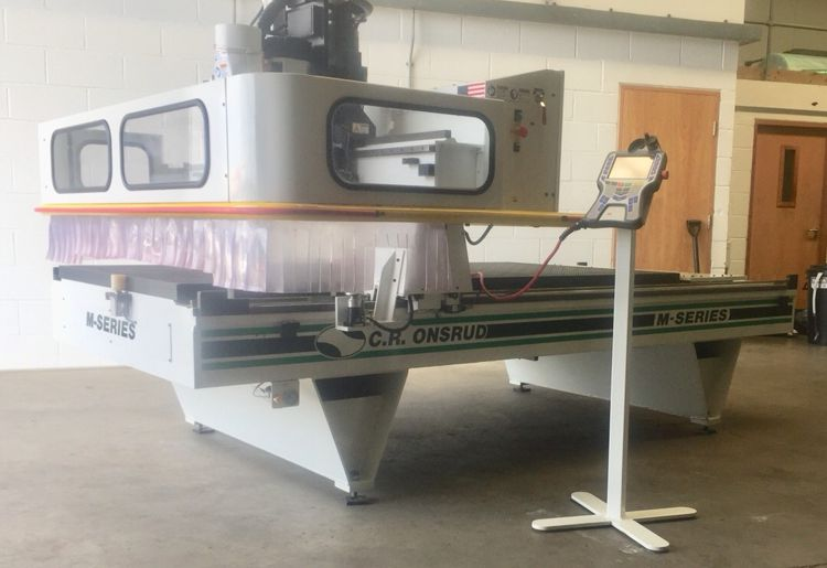 C.R Onsrud M Series 97M 4 x 8 CNC Router