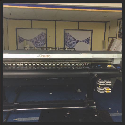 Mimaki UJV-160 UV Printer