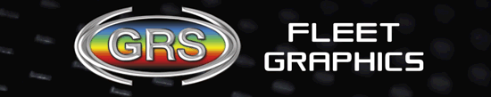 GRS Fleet Graphics Logo