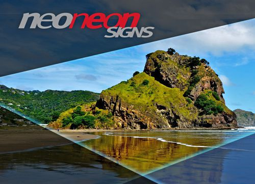 NeoNeon Signs Header