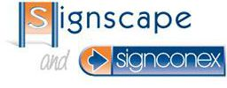 Signscape and Signconex Logo