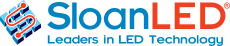 Sloan LED logo