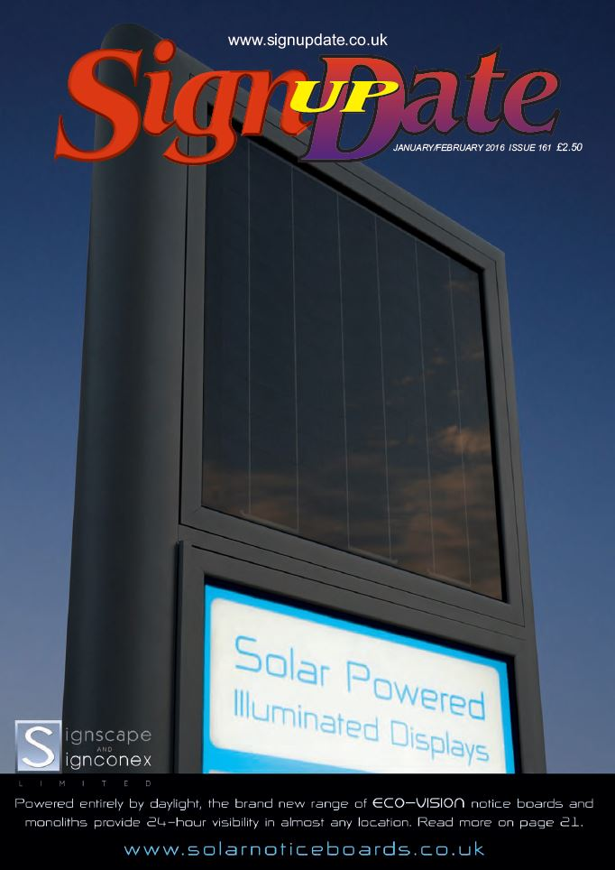 Front cover of issue 161
