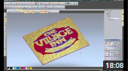 Creating a 3D sign Thumb
