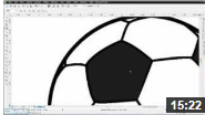 beginners tutorial for vector tracing in coral draw x6