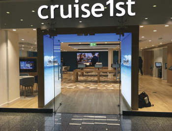 the front of shop called cruise1st
