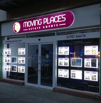 Herts Signs Estate Agent Project