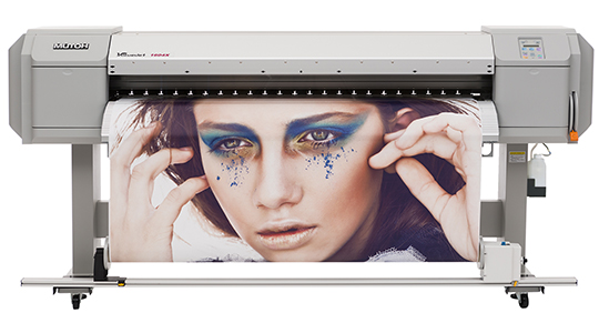 The Mutoh ValueJet 1604X
