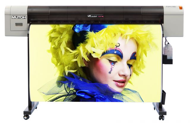 Mutoh ValueJet 1324X wide format printer