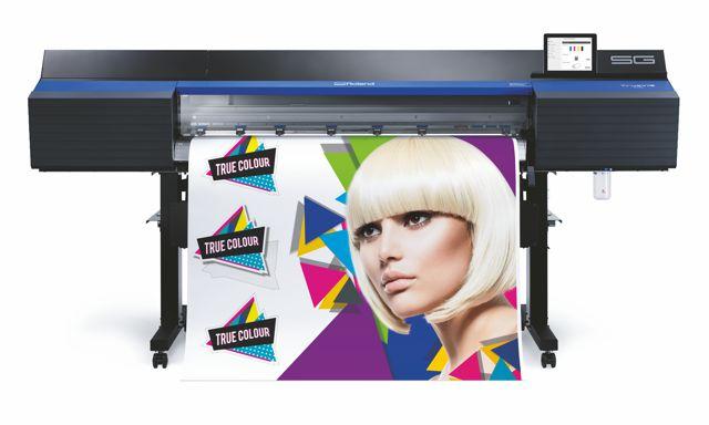 Roland SG 540 printer