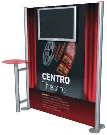 Eurostand Display's Centro range