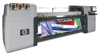 The HP DesignJet Latex