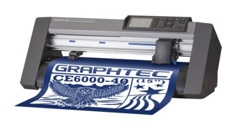 Graphtec CE6000-40 Cutter with media