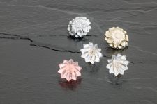 Floral Coverheads - Styrene and Die-cast.