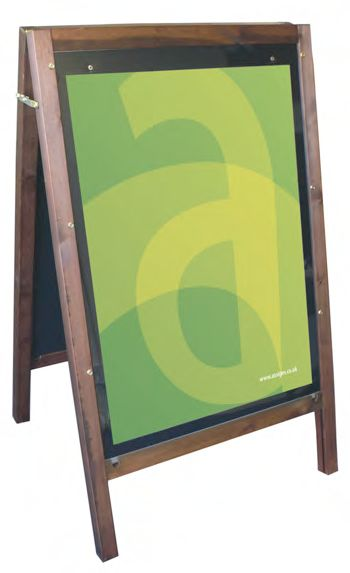 Pavement Sign Jansen Display