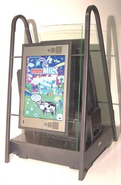 LCD Display Digi-A-Board that 3G Metal Fabrications manufactures