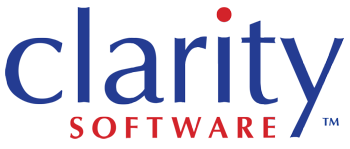 CLARITY SOFTWARE logo