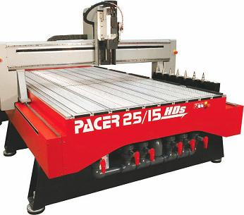 New Pacer HDS2 heavy duty router.