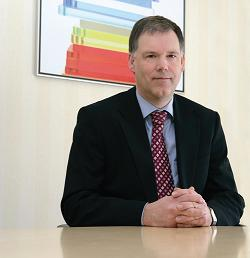 Dave Allen, regional president of UK, Ireland and South Africa for PaperlinX.