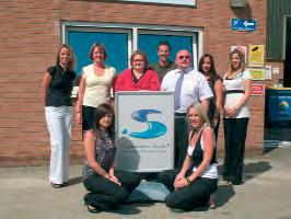 Signwaves' Trade Sales Team.