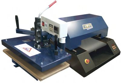 Your Embroidery PreJet and Heat press.