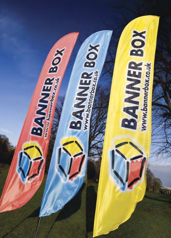 Banner Box Flags