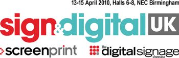 UK Sign and Digital Exhibition Logo