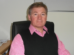 Simon Dearing Managing Director of Eurobond Adhesives Ltd