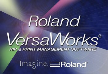 Roland announces new VersaWorks® 4 8 RIP software   Sign