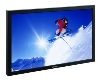 CHRISTIE FHD551-W outdoor displays featuring rugged design and brilliant visuals