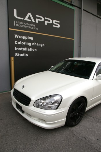 3M colour change film satin white