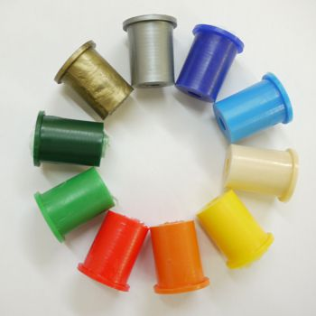 Snapfix rainbow locator cups