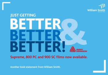 William Smith Better logo
