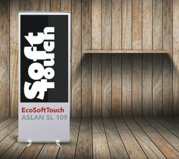 All wooden room with EcoSoftTouch ASLAN SL 109
