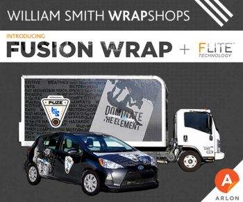 william smith and arlon wrapshop advertisment