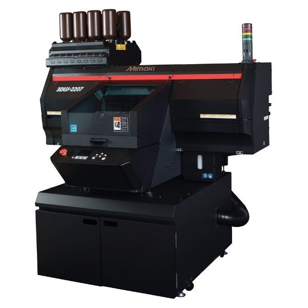 A 3d colour printer by Mimaki