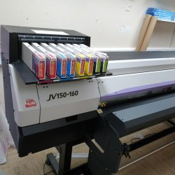 Used Mimaki JV150-160 64-inch