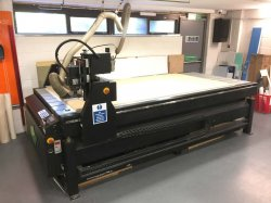 Flatbed CNC Router