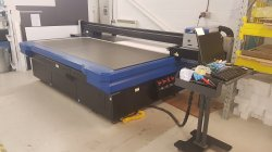Jetrix Flat Bed Printer for sale