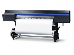 ROLAND TrueVIS VG-540 54-inch printer and integrated contour cutter