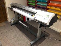 Roland Versa Camm VP540i Print & Cut machine