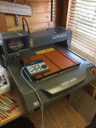 Roland EGX-400 Engraver/CNC