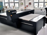 Azon Matrix R industrial UV-LED flatbed inkjet printer