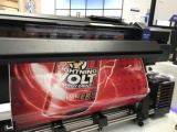 SureColor SC S60600L printing something out and being displayed