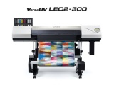 Roland VersaUV LEC2-300 wide format printer/cutter.